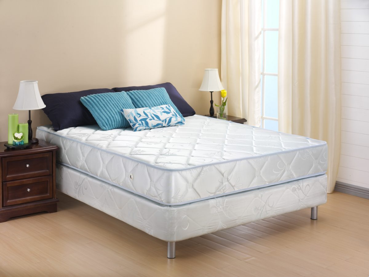 The basics of checking mattresses and beds before purchasing