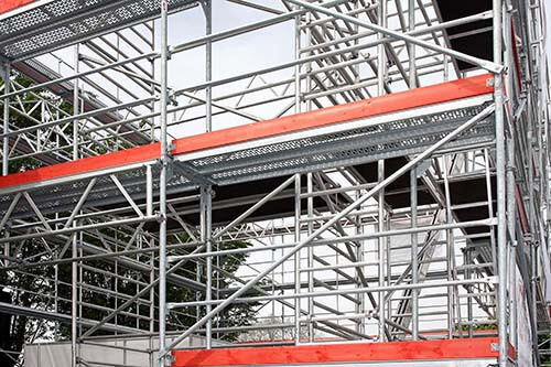5 reasons why the Construction Industry uses Scaffolding