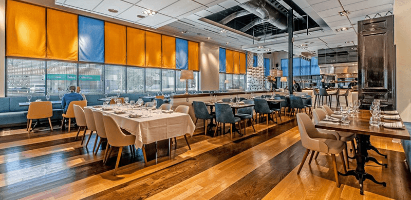 Restaurant design: Ideas to get inspiration for the perfect interior of your restaurant