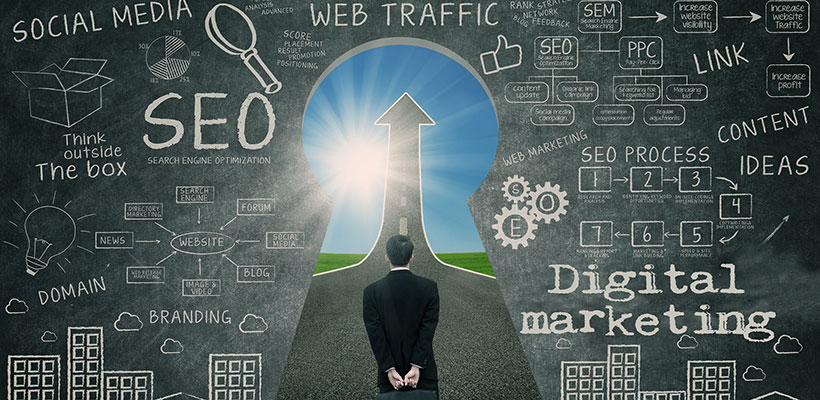 Importance of search engine marketing in the current era